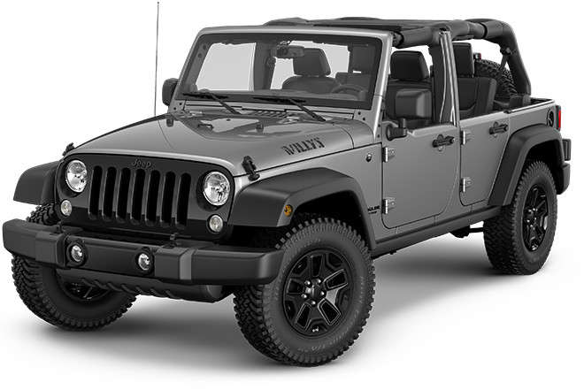 What Is The Jeep Willys Wheeler Package