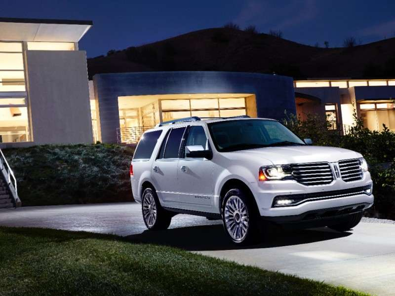 2015 Lincoln Navigator Preview: 2014 Chicago Auto Show
