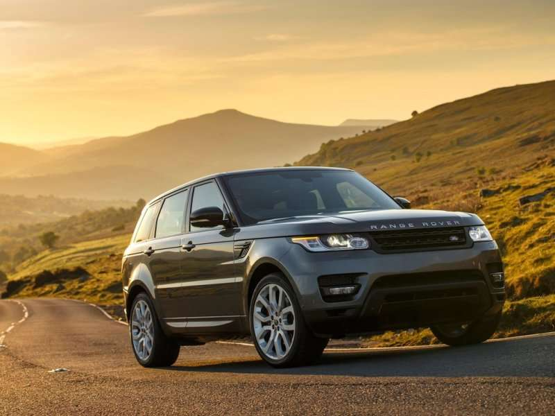 January Auto Sales: Jaguar Land Rover Isn