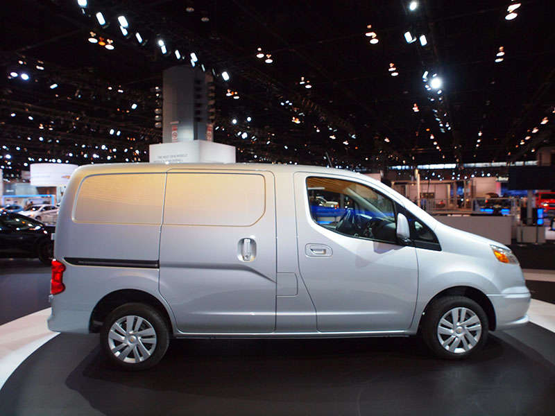 Must See Vans & Minivans of the LA Auto Show 2014