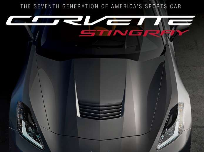 2014 Chevy Corvette Stingray: The Authorized Biography