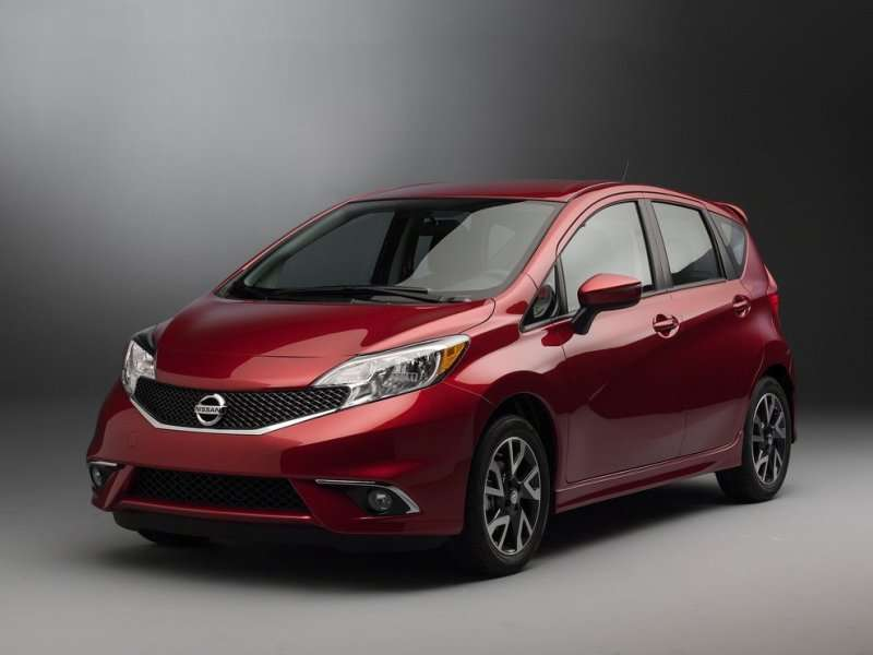 2015 Nissan Versa Note SR Preview: 2014 Chicago Auto Show