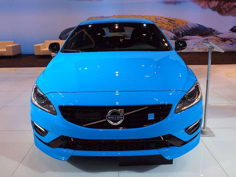 2015 Volvo V60 / S60 Polestar Preview: 2014 Chicago Auto Show