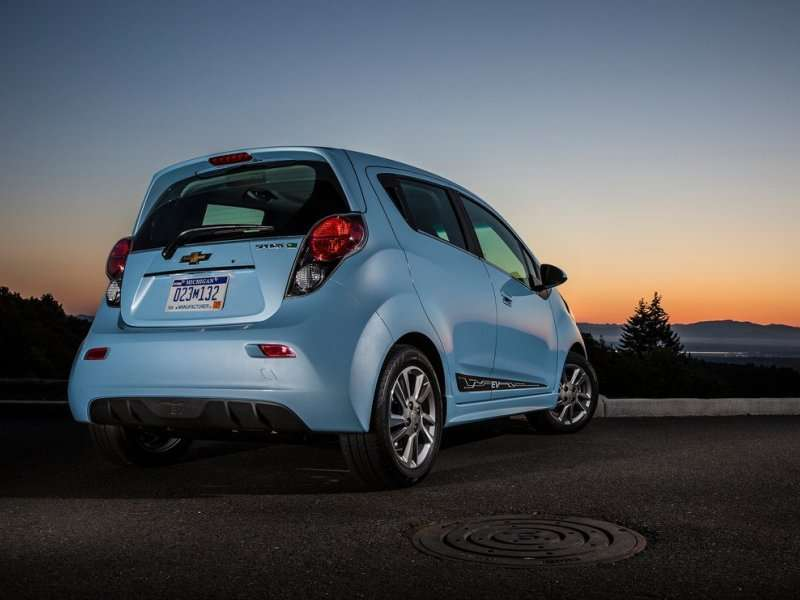 The Ten Most Fuel Efficient Cars For 2014