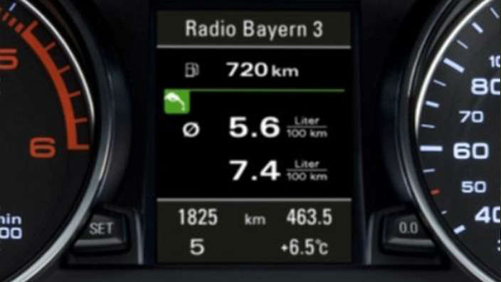 What Is The Audi Driver Information System?