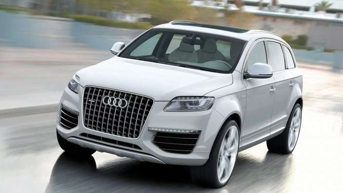 What Is The Audi Adaptive Air Suspension?