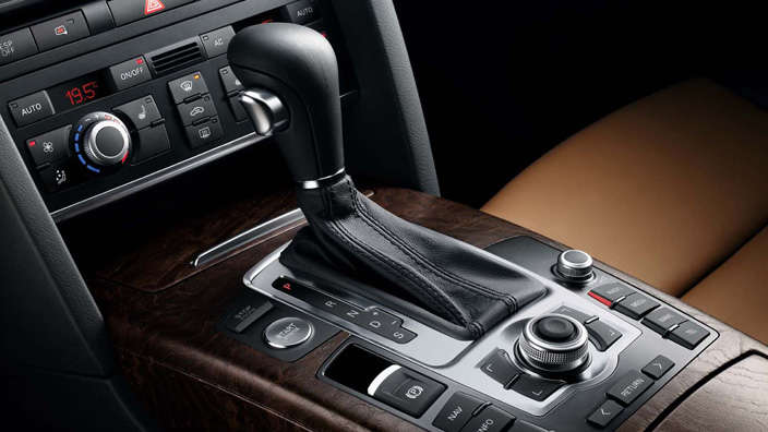 What Is The Audi tiptronic Transmission?