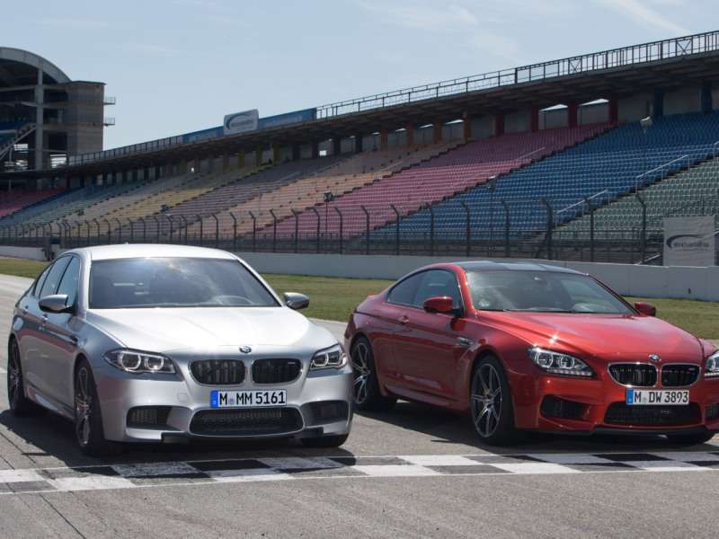 2014 BMW M5 Competition Package Road Test & Review