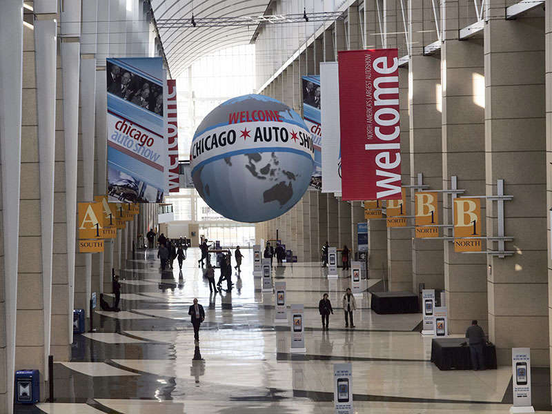 The 2014 Chicago Auto Show in Photos