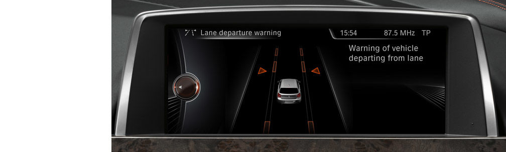 What Is The BMW Lane Departure Warning System?