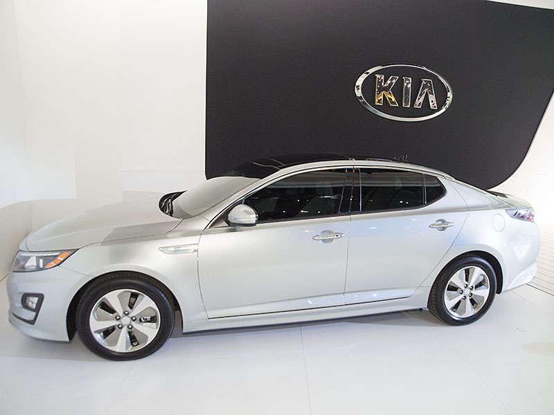 Kia Optima Hybrid 2014 2014 Kia Optima Hybrid What