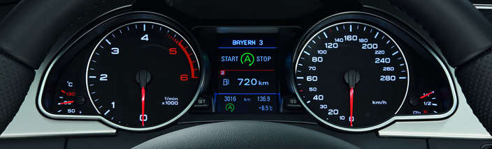 What Is The Audi Start/Stop System?