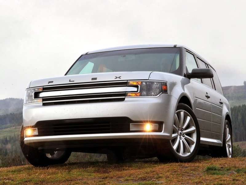 Image Result For Ford Flex How Many Seats