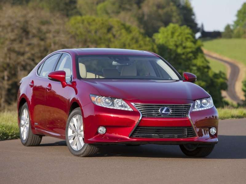 Lexus, Honda, GM Top 2014 Vehicle Dependability Study