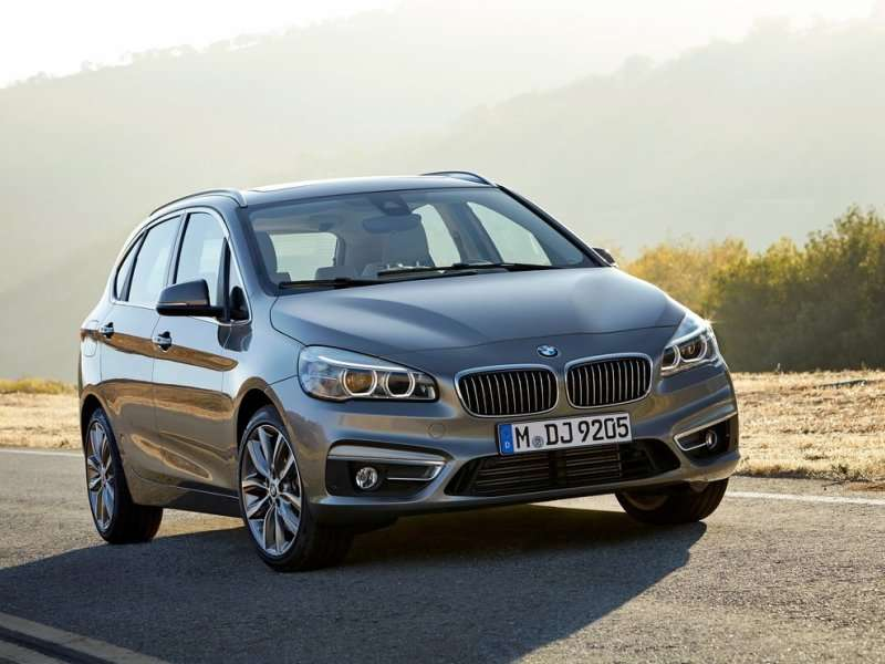 Geneva Motor Show: BMW Enters The Front-Wheel Drive Arena
