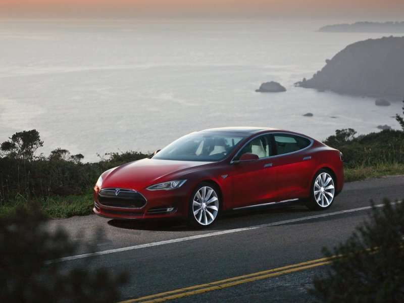 Strategic Vision: Tesla Model S Is Industry's Most Loved Vehicle