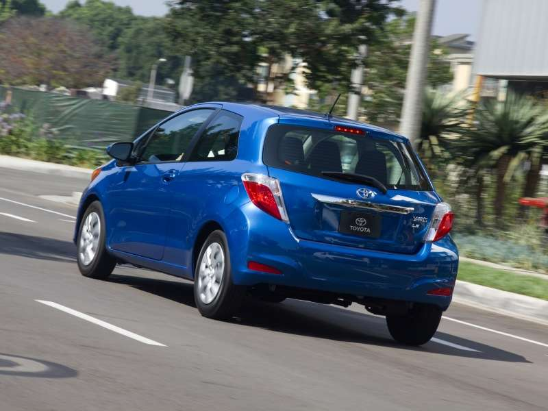 10 Best Subcompact Cars For Hauling Gear
