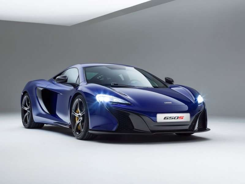 Geneva Motor Show: McLaren Rolls Out The 650S