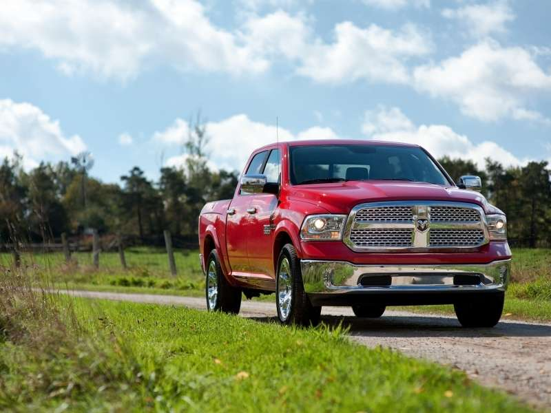 Entire First Build of 2014 Ram 1500 EcoDiesels Claimed in 3 Days