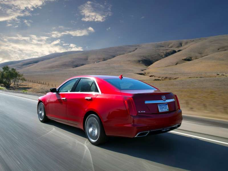 2014 cadillac cts vsport road test review. Cars Review. Best American Auto & Cars Review