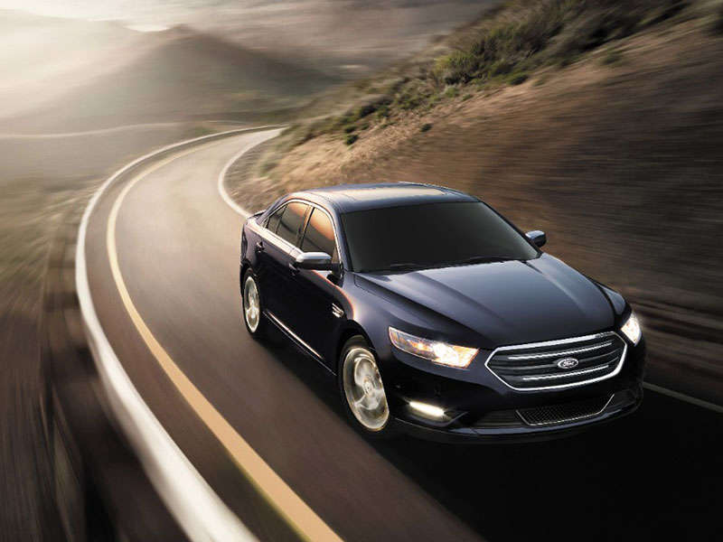 History of the Ford Taurus in Photos