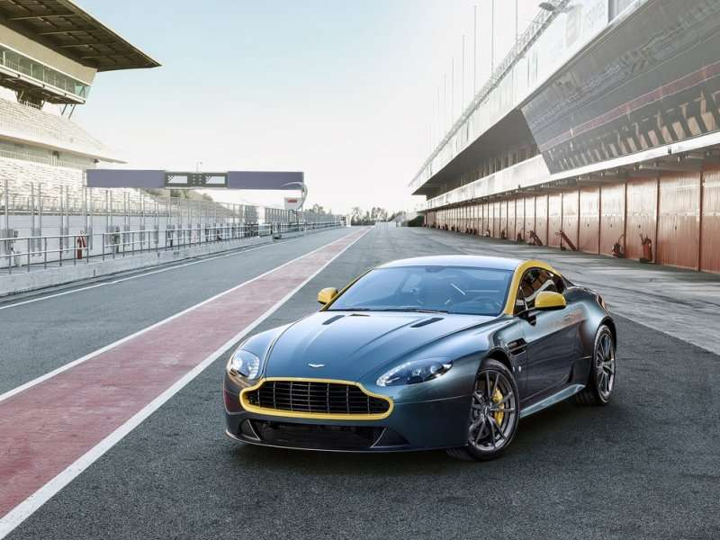 Aston Martin Readies Two Special Edition Models For Geneva