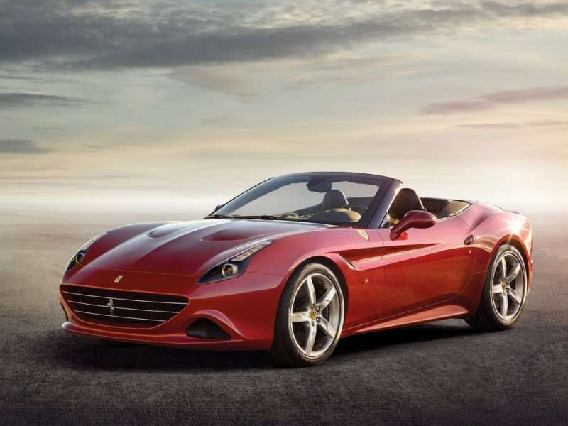 Geneva Motor Show: Turbo Power For Ferrari
