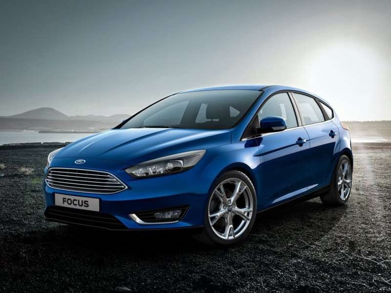 Geneva Motor Show: The Name Is Focus, 2015 Ford Focus