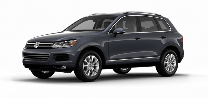 What Is The Volkswagen Touareg Sport?