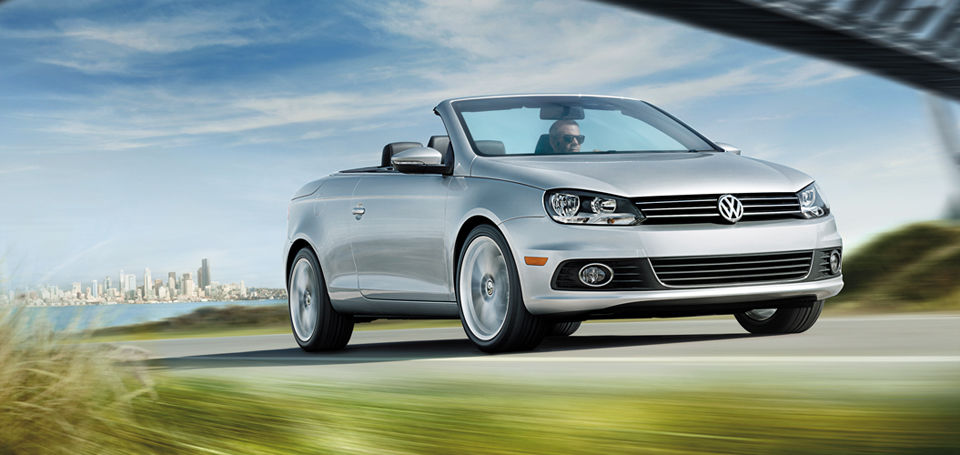 What Is The Volkswagen EOS Komfort?
