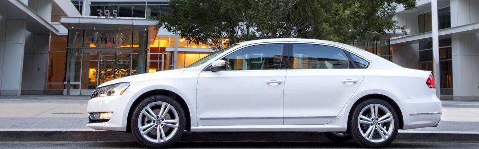 What Is The Volkswagen Passat S