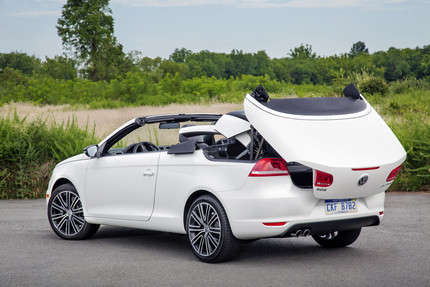 What Is The Volkswagen EOS Executive?
