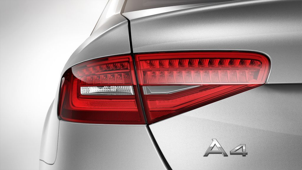 What Is The Audi A4 Premium Plus Package?