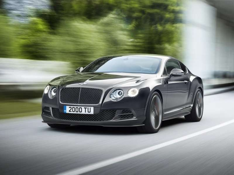 Geneva Motor Show: Bentley Adds Speed and Lowers Displacement