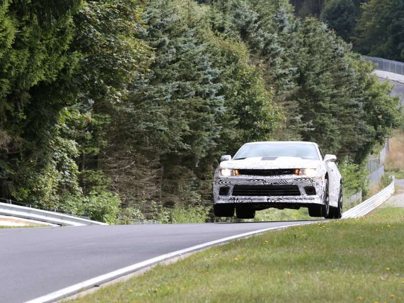 2014 Chevy Camaro Z/28 Prepares for Take-off