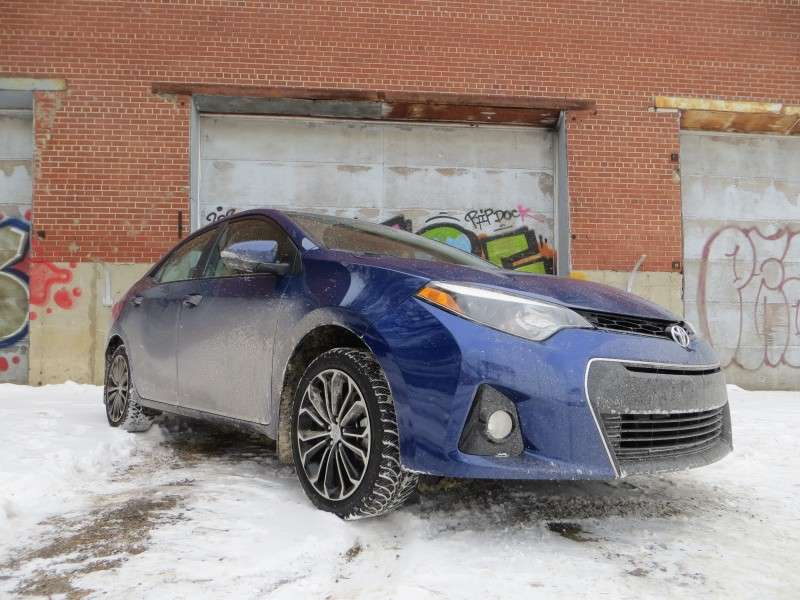 Road Test And Review - 2014 Toyota Corolla S