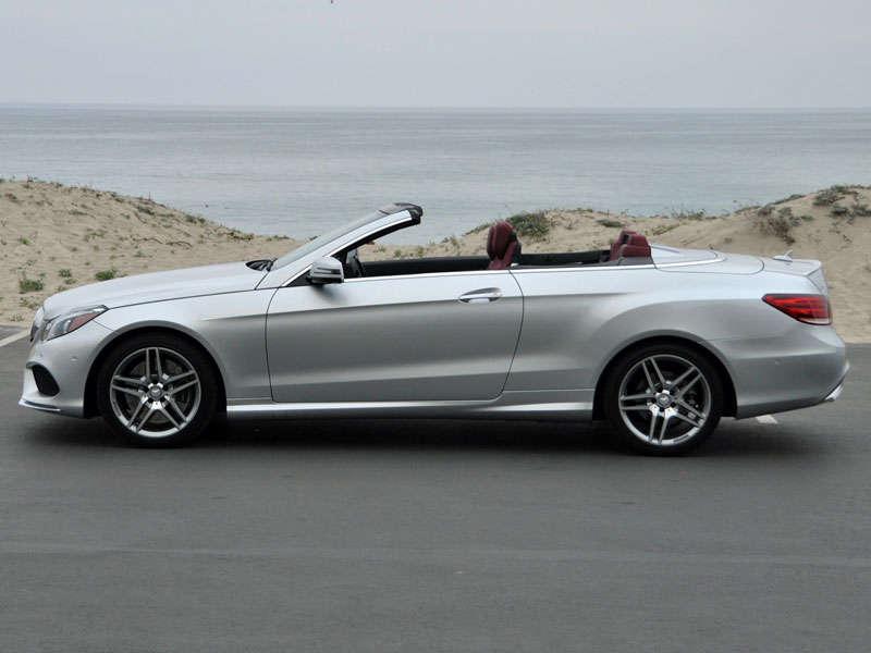2014 mercedes benz e class cabriolet luxury convertible for Mercedes benz convertible 2014