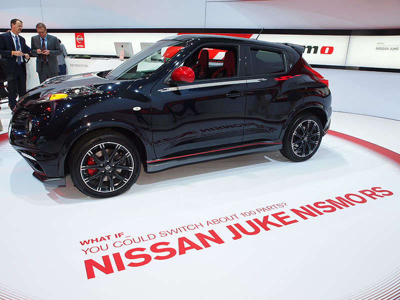 2014 Nissan Juke Nismo Rs Preview 2013 Los Angeles Auto