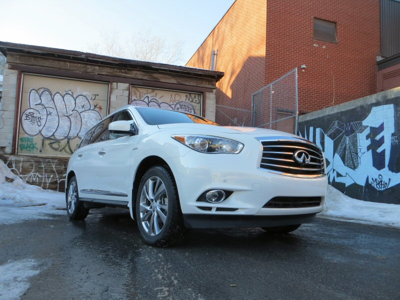 Road Test And Review - 2014 Infiniti QX60 Hybrid