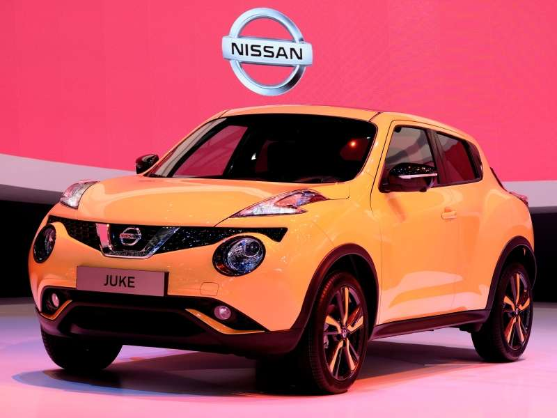 2015 Nissan JUKE to Offer Upscale 1.2-liter Turbo