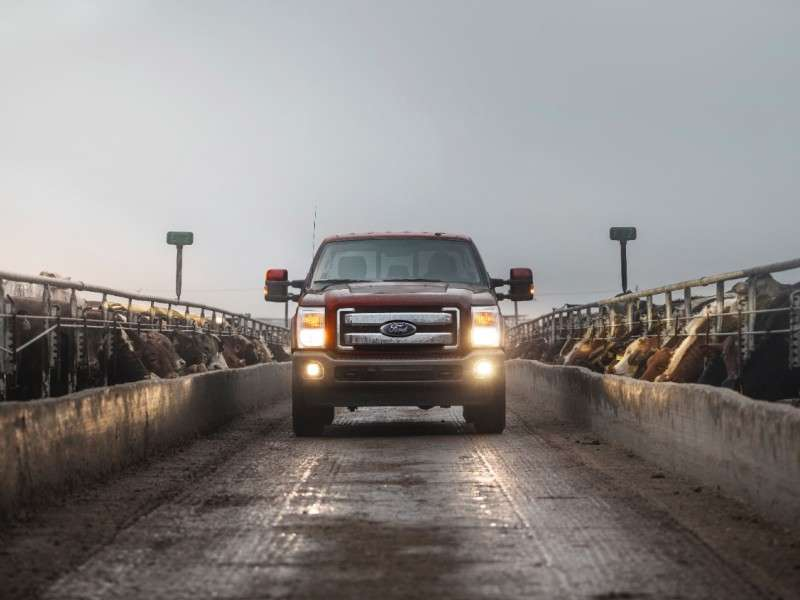 2015 Ford F Series Super Duty Horsepower, Torque, and Towing Ratings Lead the Class