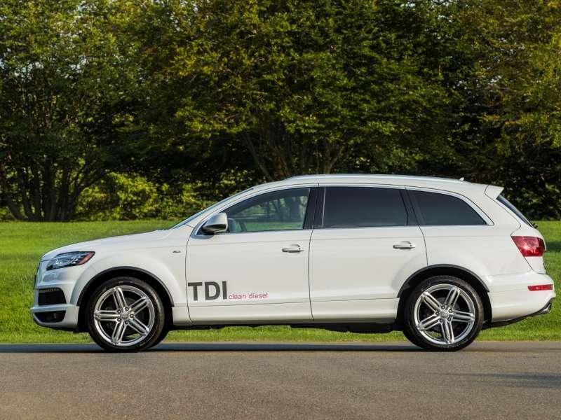 List of 2014 Diesel SUVs: Audi Q7 3.0 TDI
