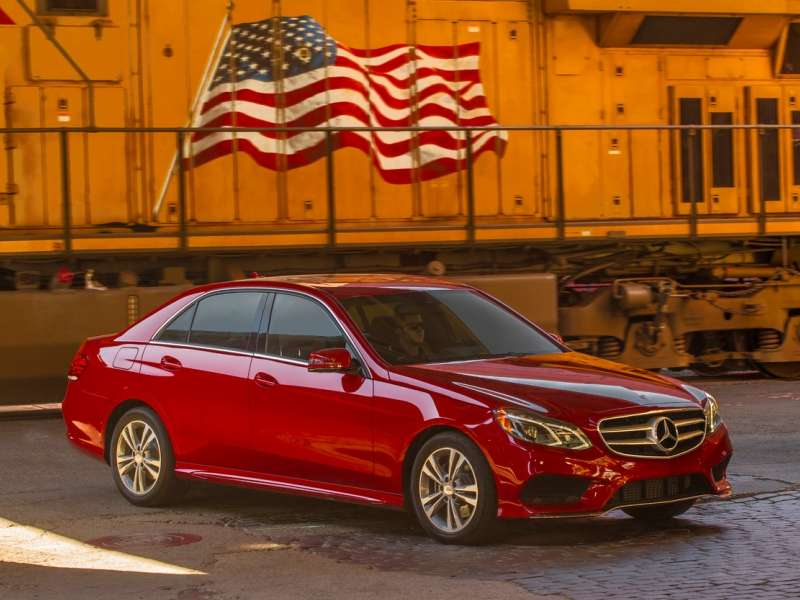 The best mid size 4 cylinder sedans for Mercedes benz list of cars