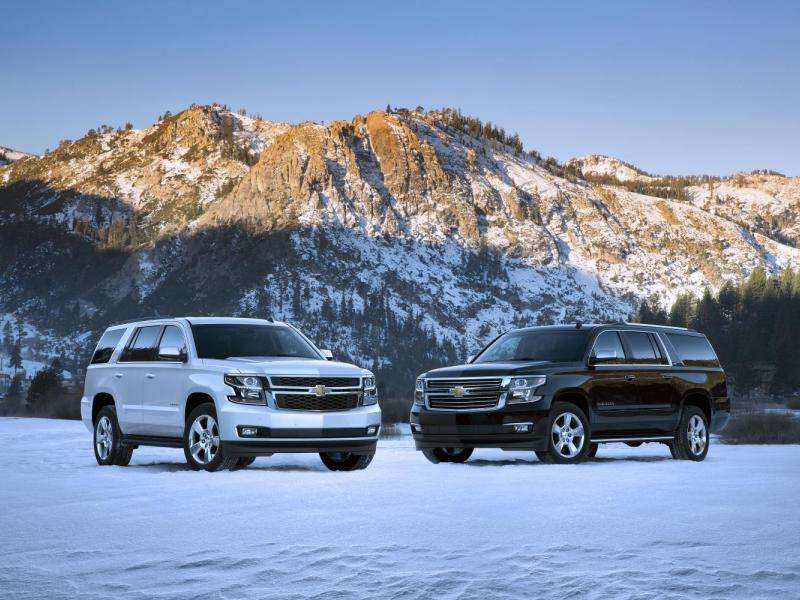 MSRPs Revealed for All-new 2015 Chevy Tahoe, Suburban