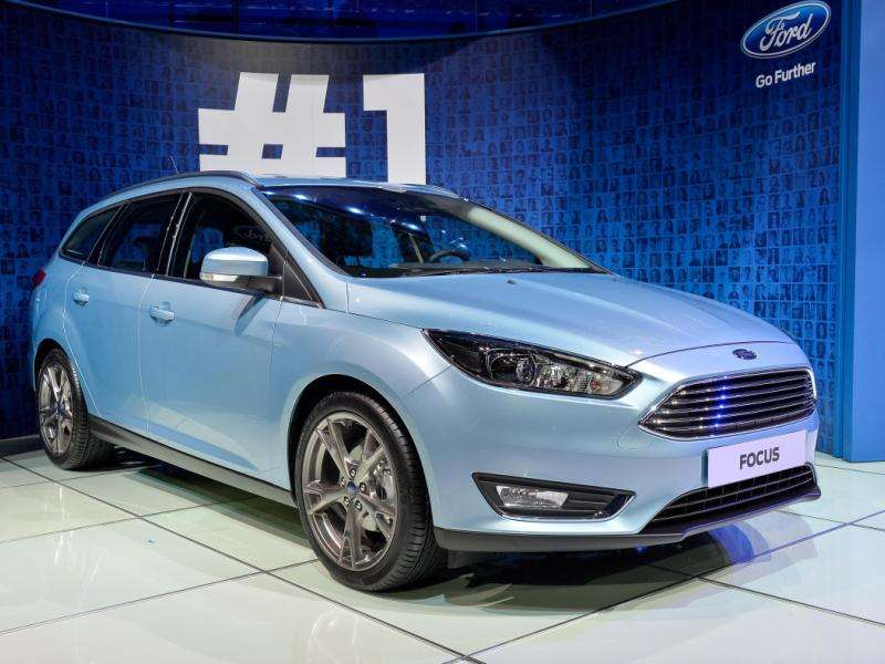 2015 Ford Focus Preview: 2014 Geneva Motor Show