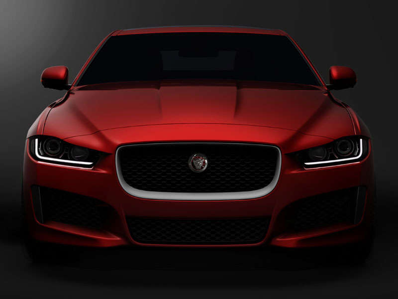 2017 Jaguar XE Preview: 2014 Geneva Motor Show