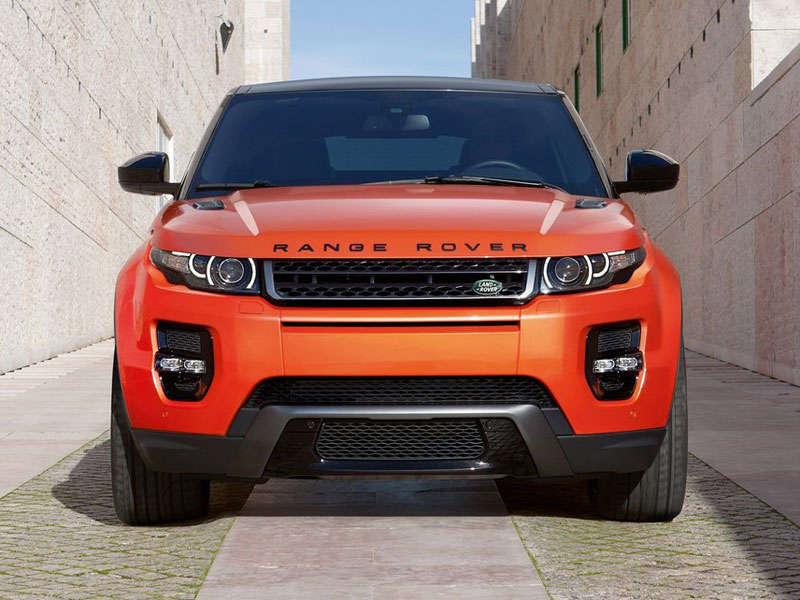 2015 Land Rover Range Rover Evoque Preview: 2014 Geneva Motor Show