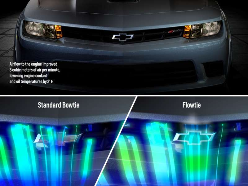 2014 Chevy Camaro Z/28 Flaunts New Flowtie