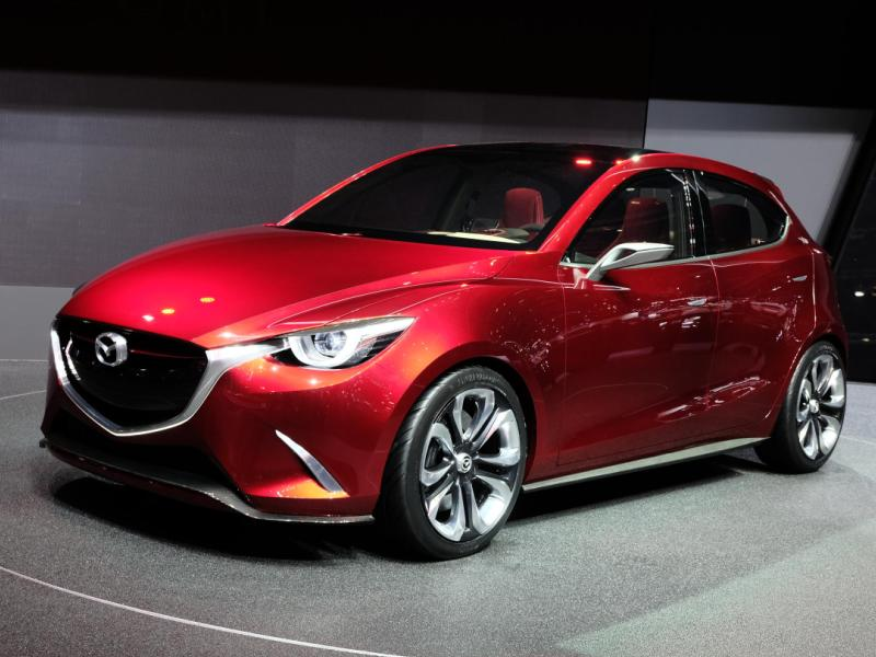 Mazda HAZUMI Zooms into Geneva Spotlight