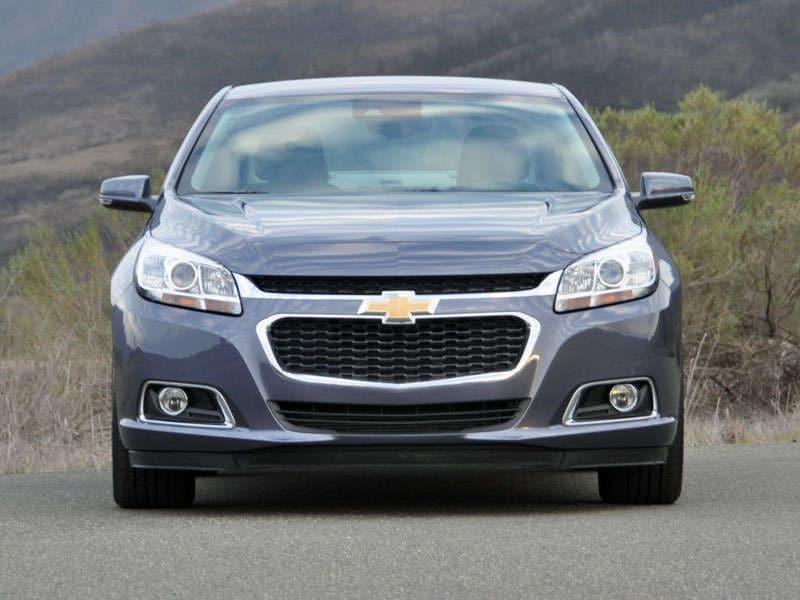 2014 Chevrolet Malibu Midsize Sedan Road Test and Review